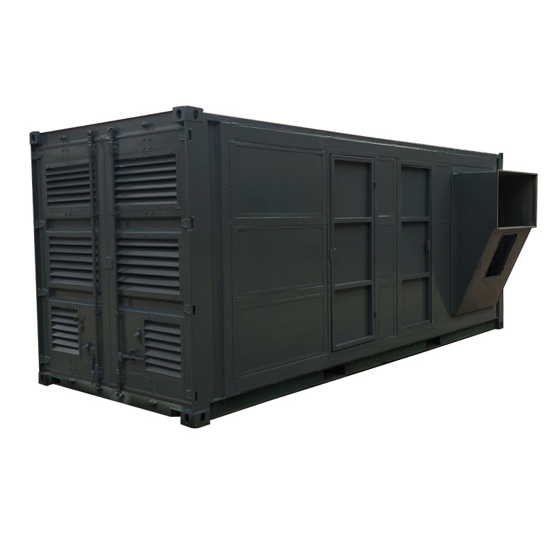 MULTI STAGE CONTAINER