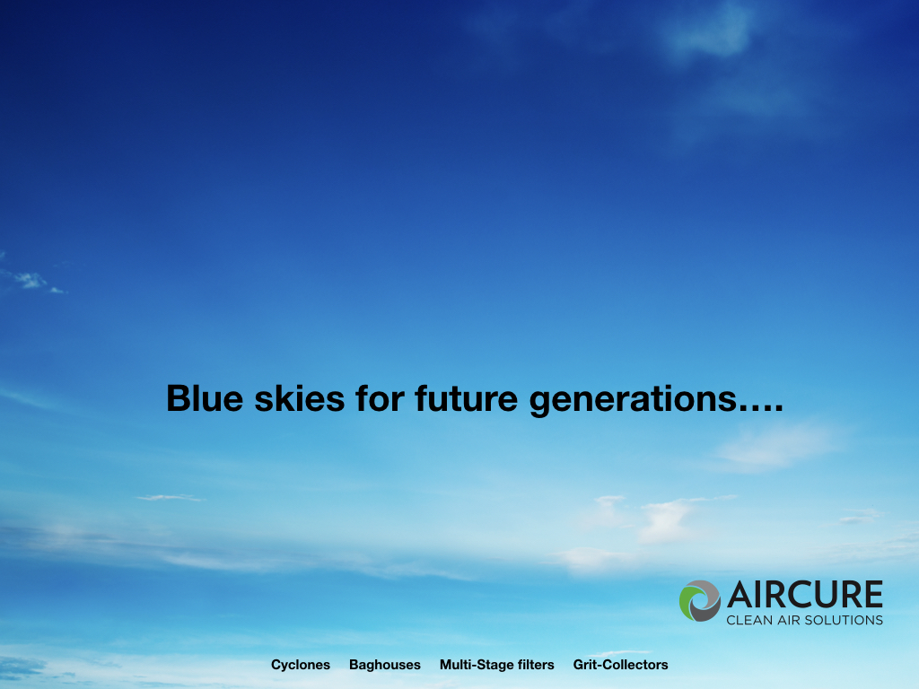 Blue Skies for future generations